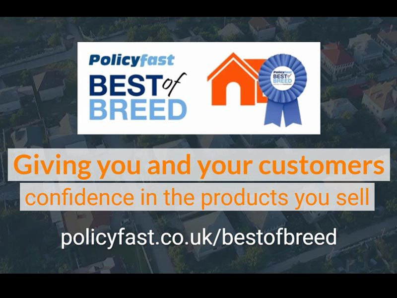 Want the best cover? Get a Best of Breed quote today