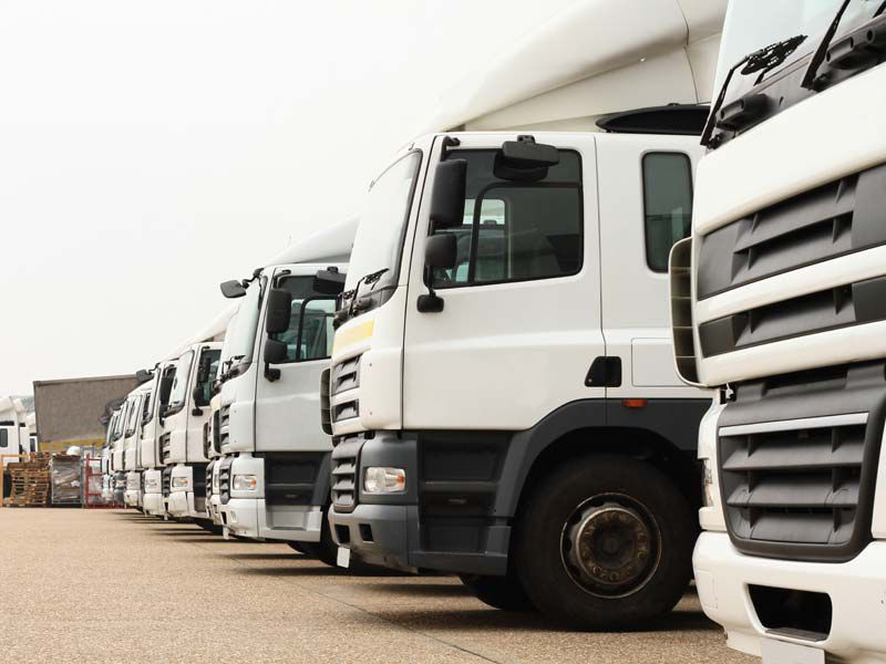 Driver shortage in the Logistics industry
