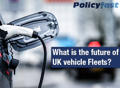 What is the Future of UK Vehicle Fleets?