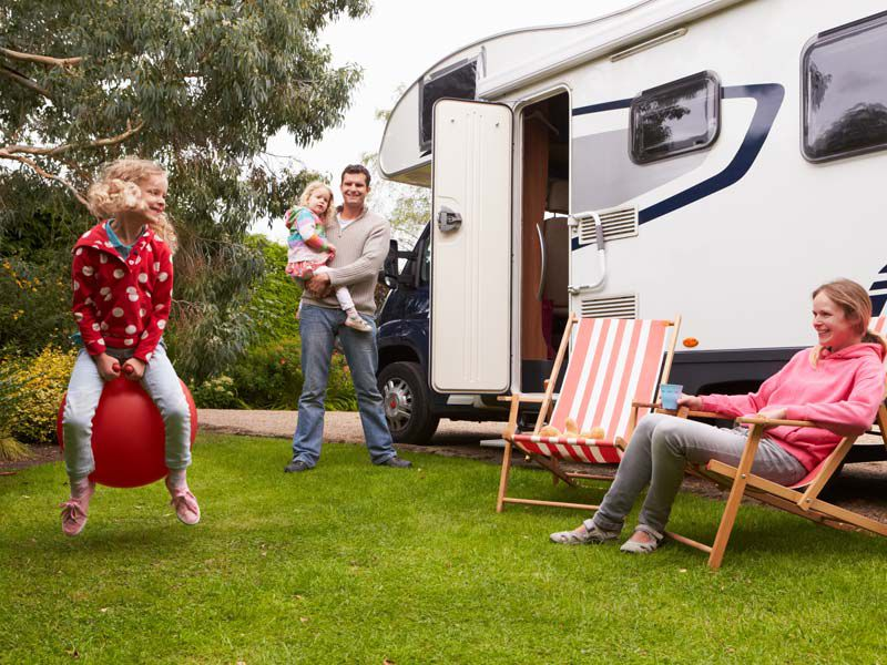Avoid Bumps In The Road With Motorhome Cover Through Policyfast