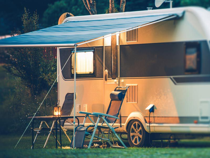 More Postcodes Added to Touring Caravan Offering